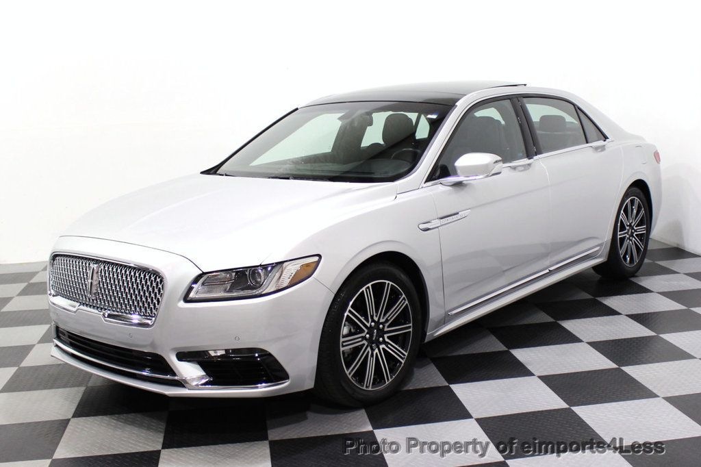 2017 Lincoln Continental CERTIFIED CONTINENTAL RESERVE PANORAMA CAMERA NAV - 18319509 - 43