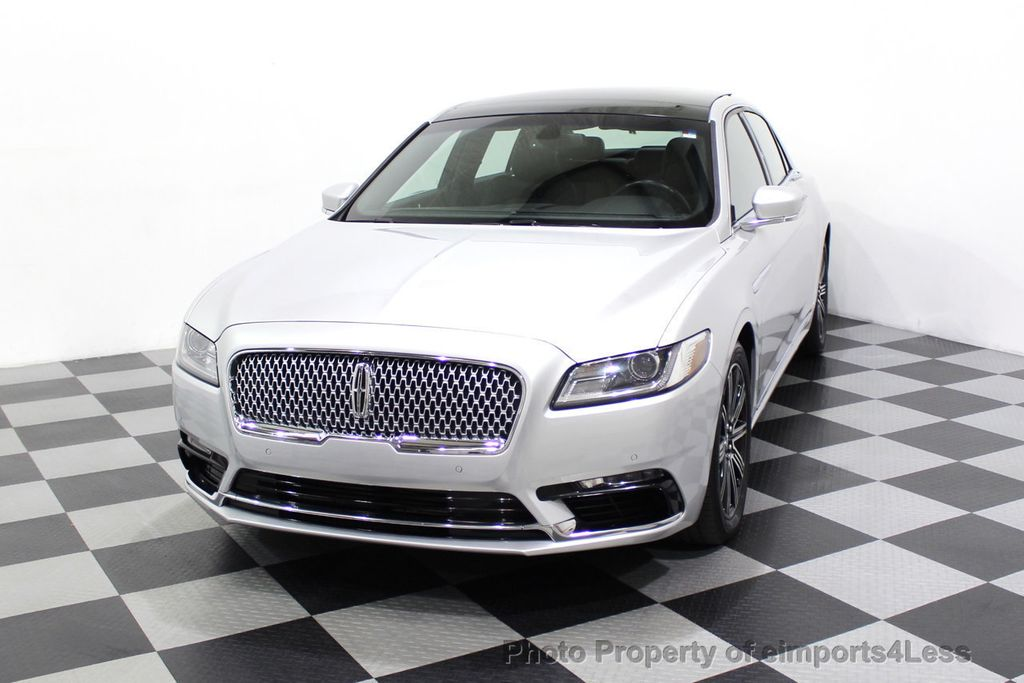 2017 Lincoln Continental CERTIFIED CONTINENTAL RESERVE PANORAMA CAMERA NAV - 18319509 - 44