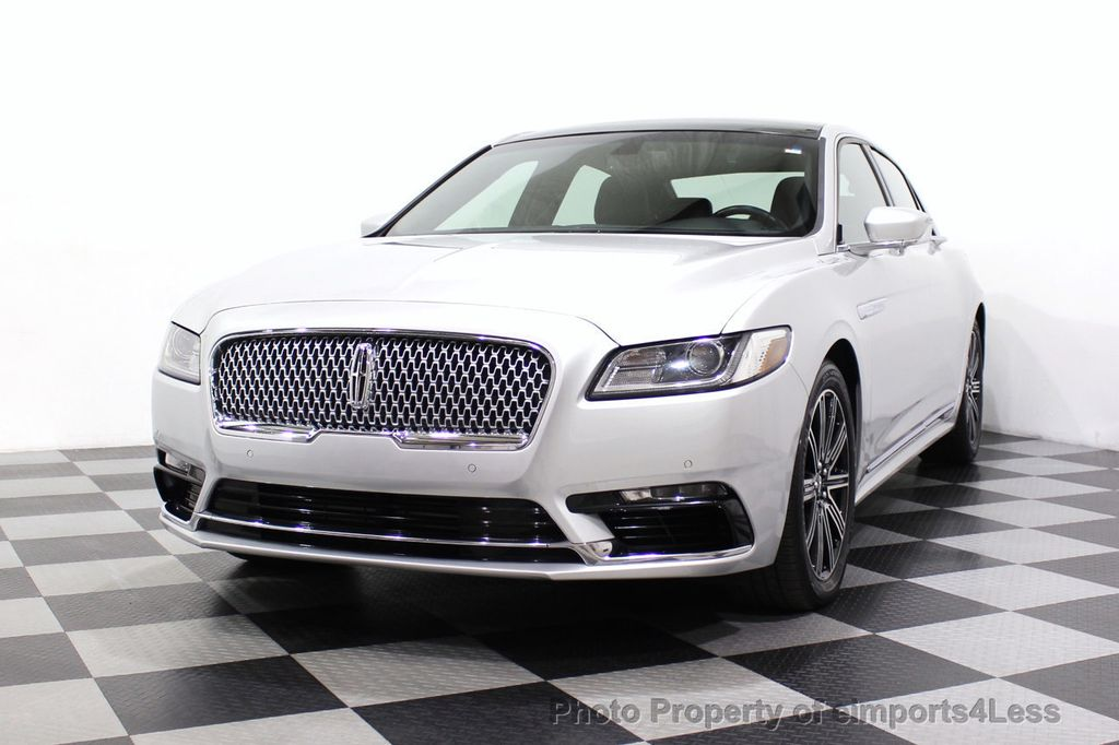 2017 Lincoln Continental CERTIFIED CONTINENTAL RESERVE PANORAMA CAMERA NAV - 18319509 - 52