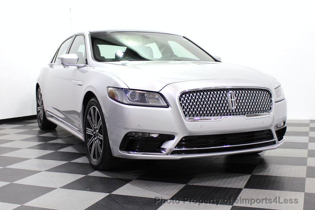 2017 Lincoln Continental CERTIFIED CONTINENTAL RESERVE PANORAMA CAMERA NAV - 18319509 - 55