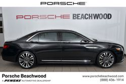 2017 Lincoln Continental - 1LN6L9NP9H5629407