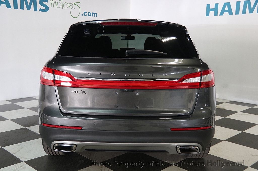 2017 Used Lincoln Mkx Reserve Fwd At Haims Motors Serving Fort