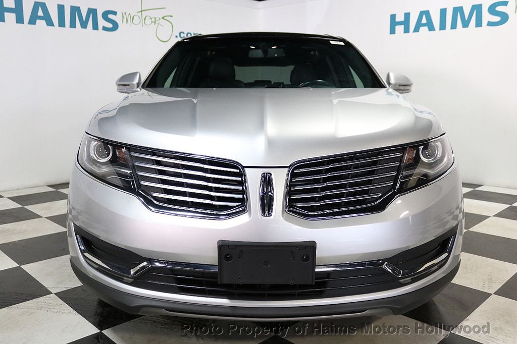 2017 Lincoln MKX Reserve FWD - 18146709 - 2