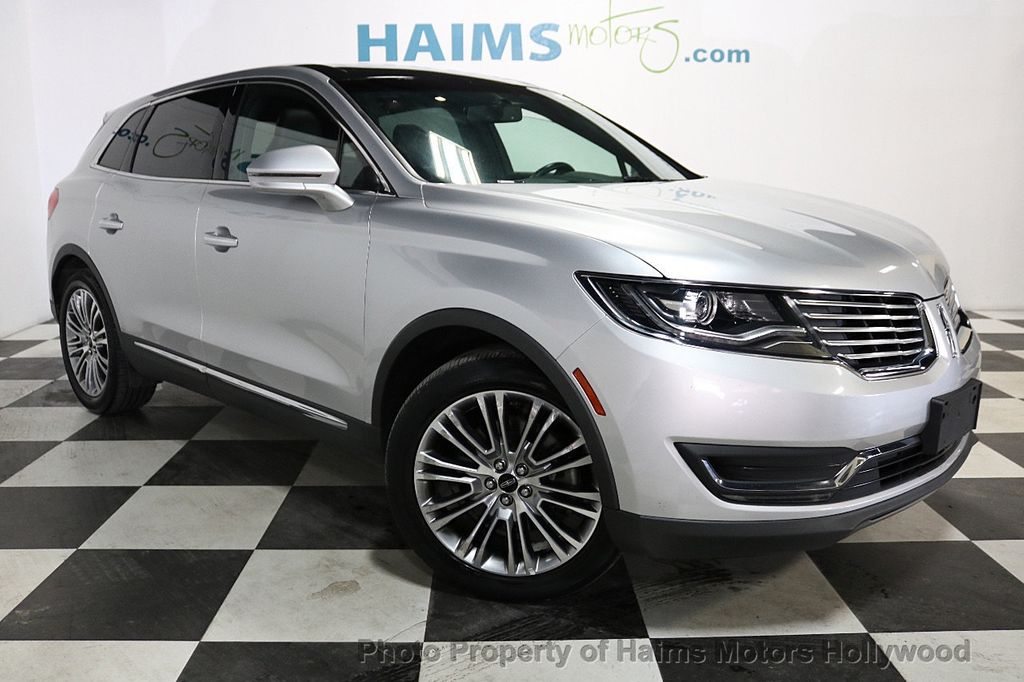 2017 Lincoln MKX Reserve FWD - 18146709 - 3