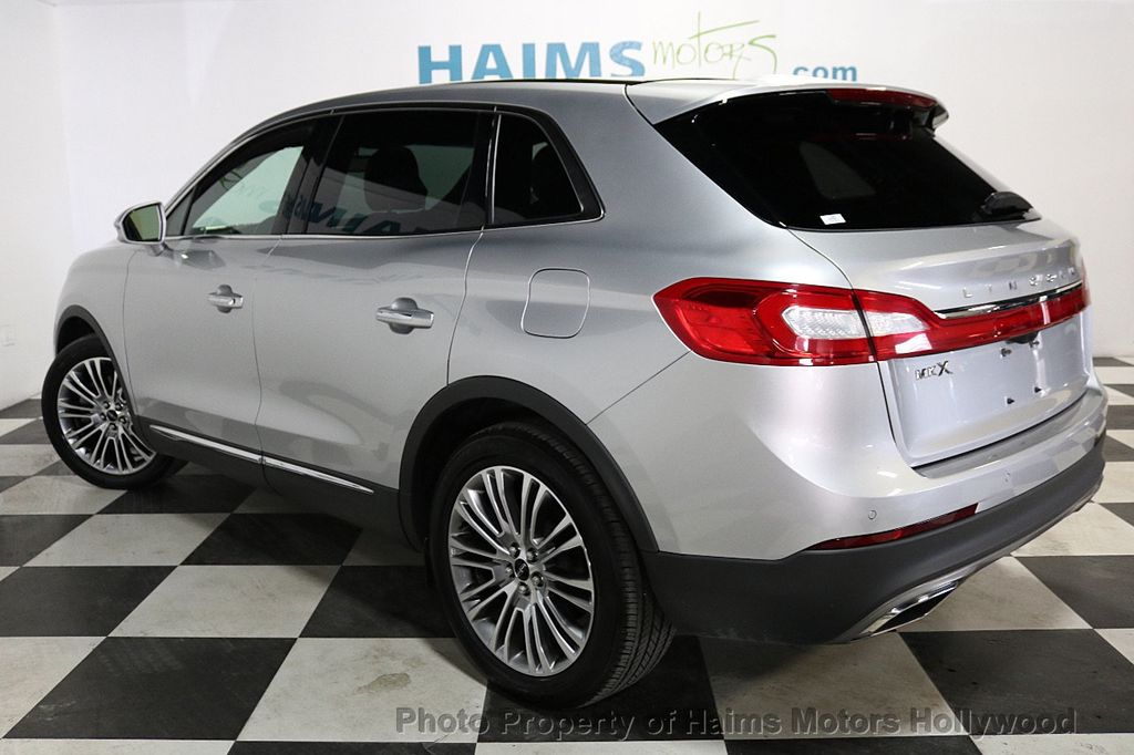 2017 Lincoln MKX Reserve FWD - 18146709 - 4