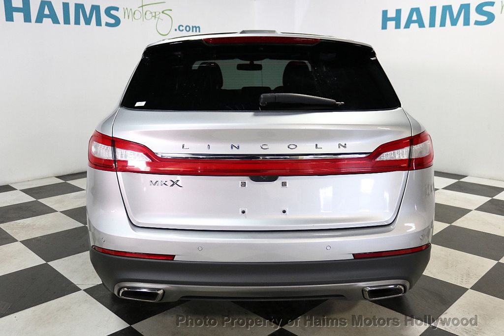 2017 Lincoln MKX Reserve FWD - 18146709 - 5