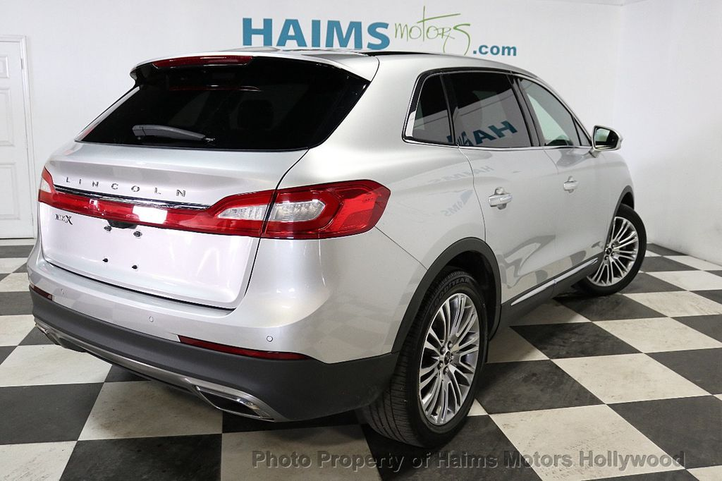 2017 Lincoln MKX Reserve FWD - 18146709 - 6