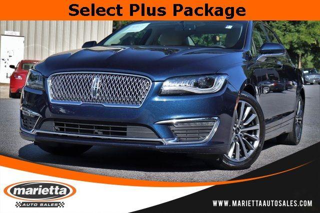 2017 Lincoln Mkz Select >> 2017 Used Lincoln Mkz Select At Marietta Auto Sales Ga Iid 19271162