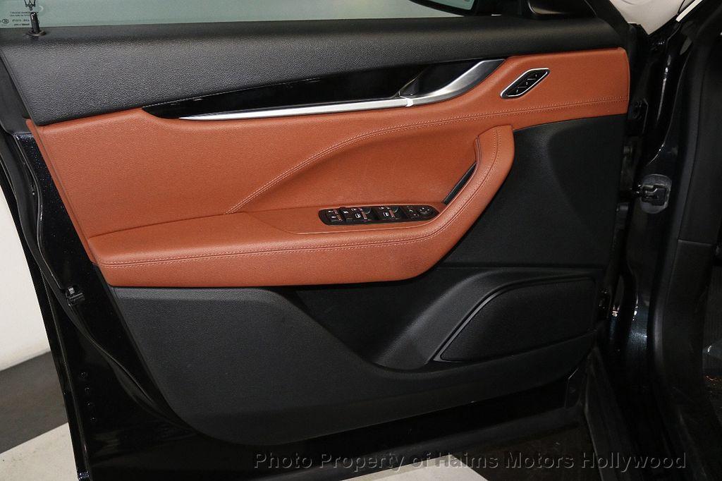 2017 Maserati Levante 3.0L - 18505363 - 10