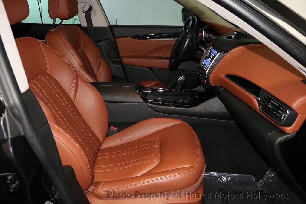 2017 Maserati Levante 3.0L - 18505363 - 14