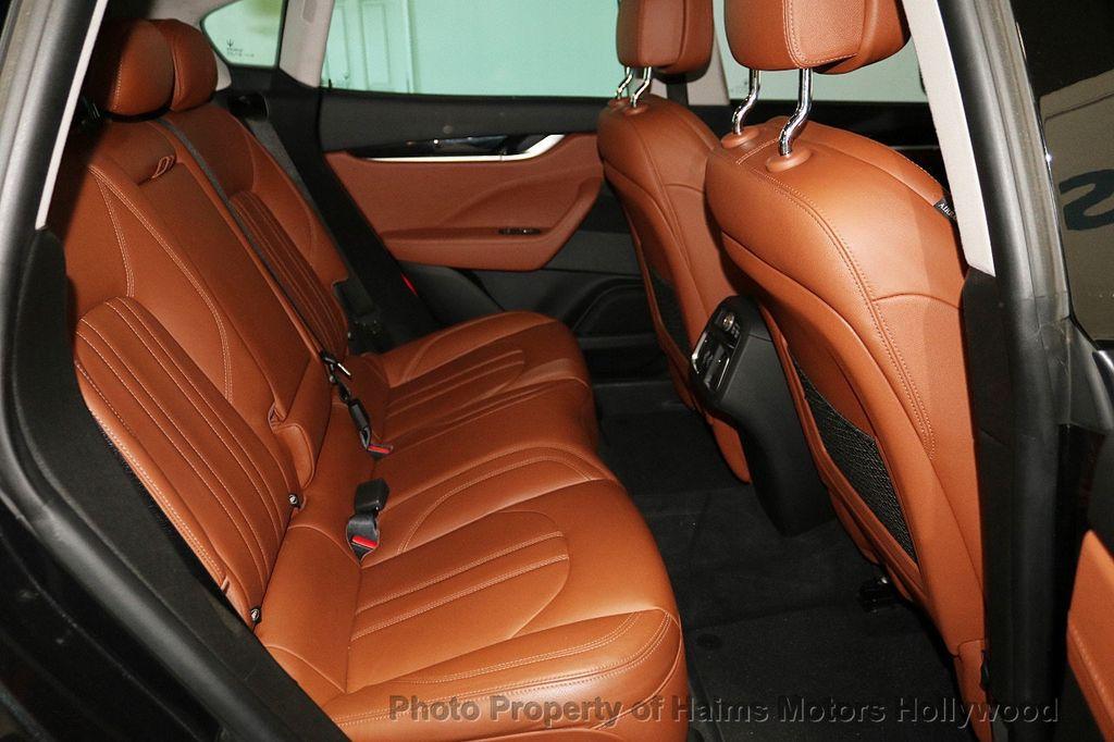 2017 Maserati Levante 3.0L - 18505363 - 15