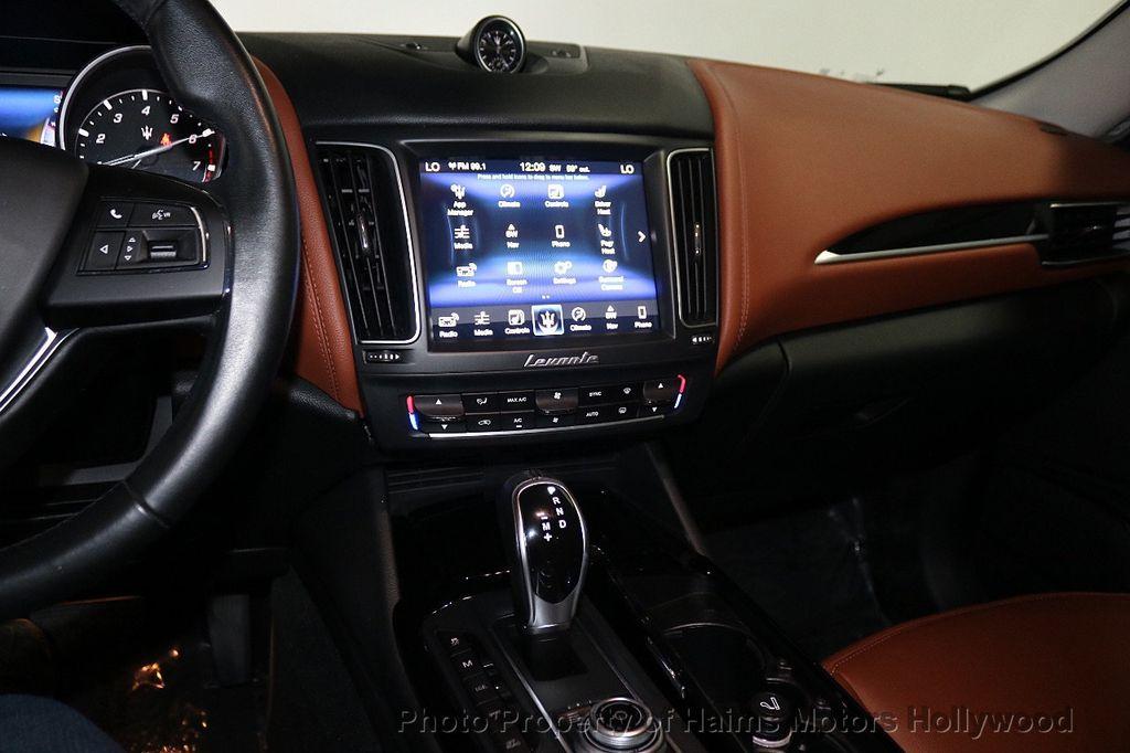 2017 Maserati Levante 3.0L - 18505363 - 20
