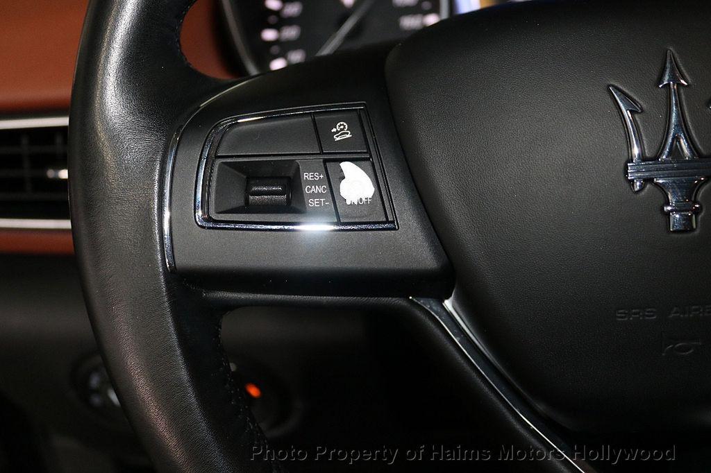 2017 Maserati Levante 3.0L - 18505363 - 25