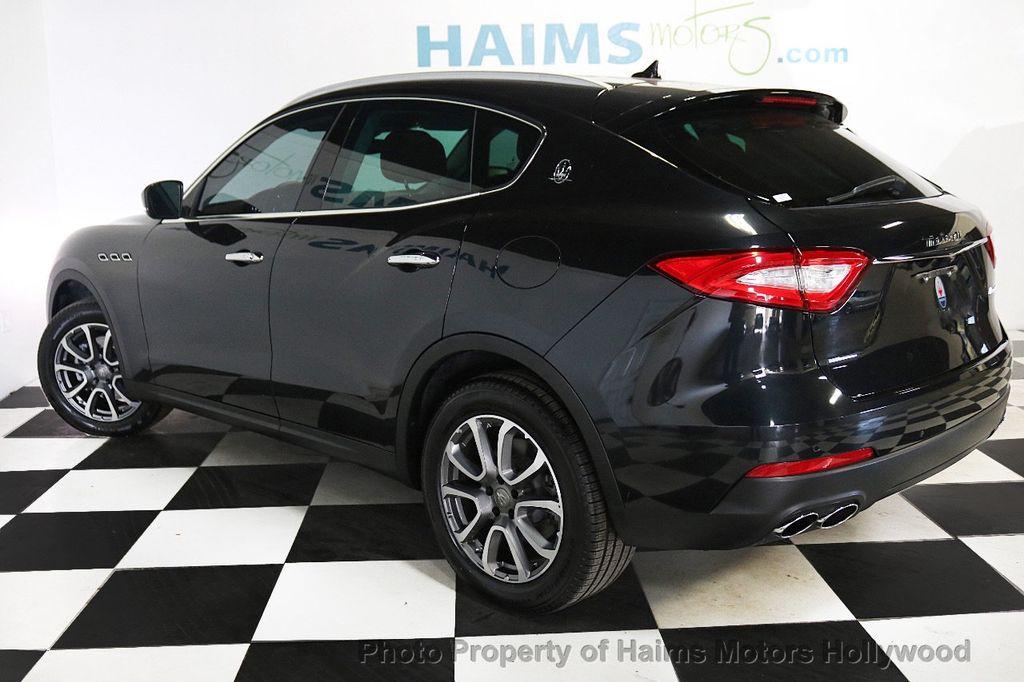 2017 Maserati Levante 3.0L - 18505363 - 4