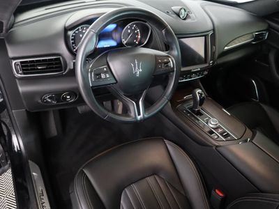 2017 Maserati Levante 3.0L SUV - Click to see full-size photo viewer