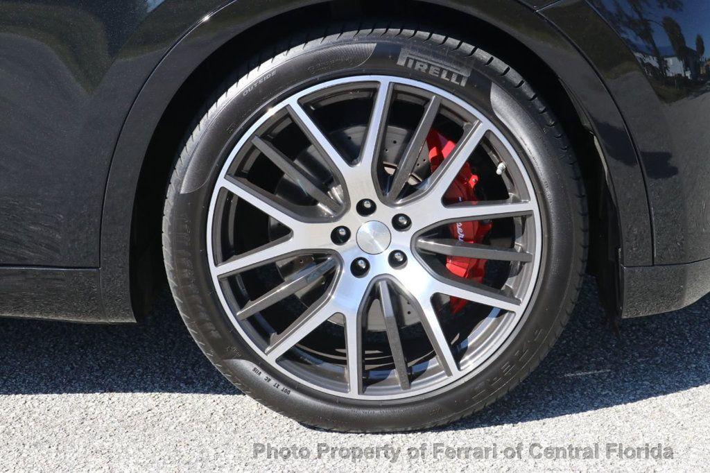 2017 Maserati Levante S 3.0L - 18596200 - 13