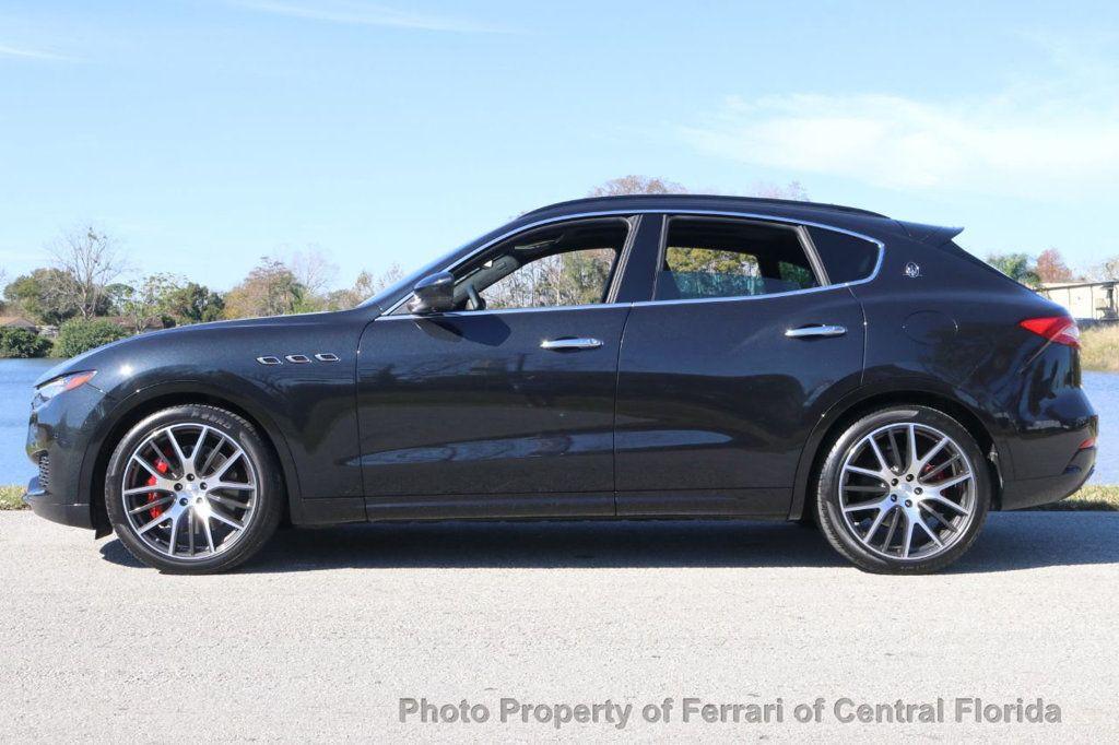 2017 Maserati Levante S 3.0L - 18596200 - 2