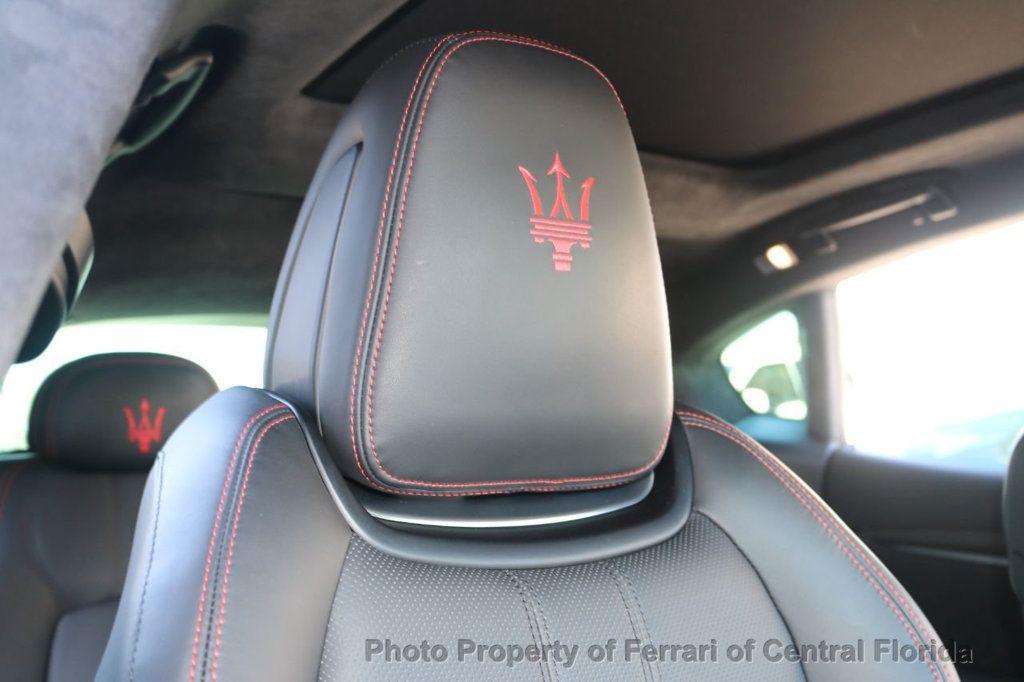 2017 Maserati Levante S 3.0L - 18596200 - 29
