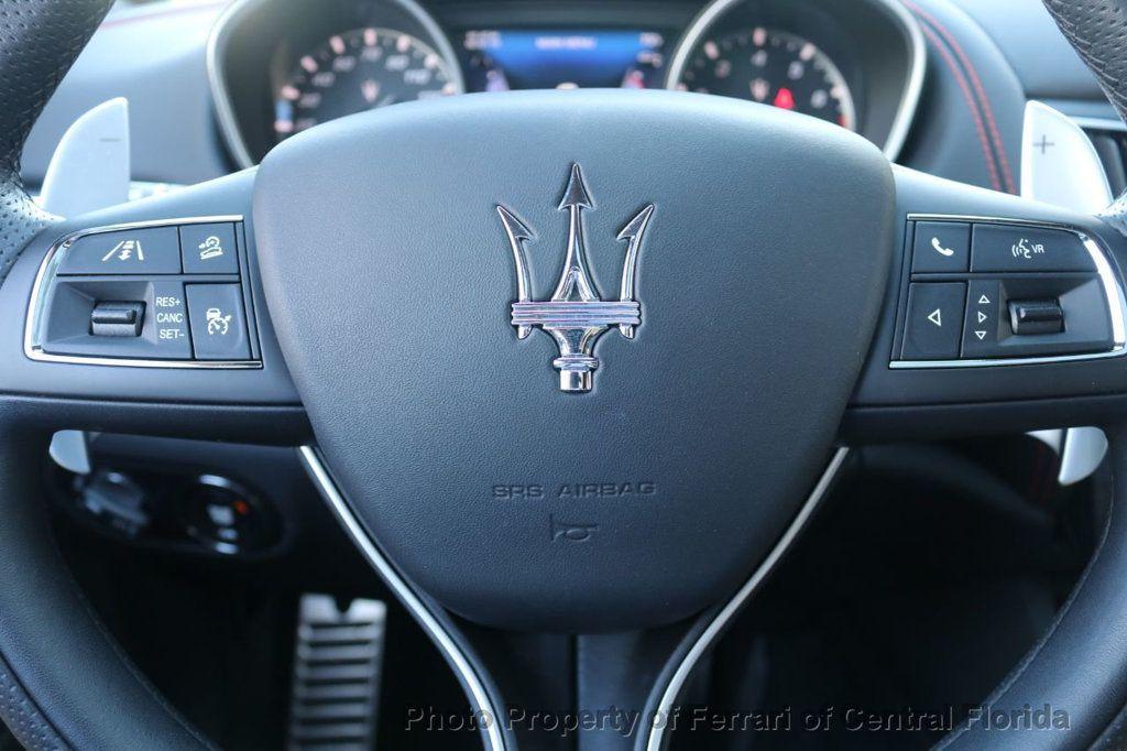 2017 Maserati Levante S 3.0L - 18596200 - 34