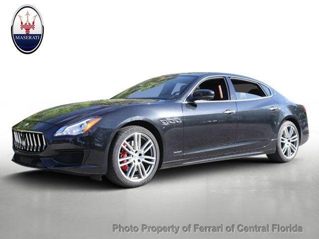 2017 Maserati Quattroporte  - 17994903 - 0