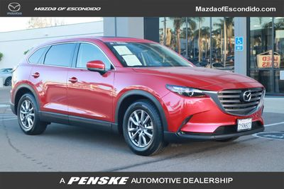 2017 Mazda CX-9 4DR FWD TOURING SUV - Click to see full-size photo viewer