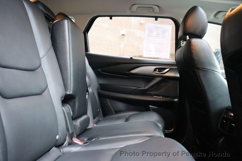 Excellent 2017 Used Mazda Cx 9 Touring Awd At Penske Honda Serving Indianapolis Carmel Fishers In Iid 19503288 Creativecarmelina Interior Chair Design Creativecarmelinacom
