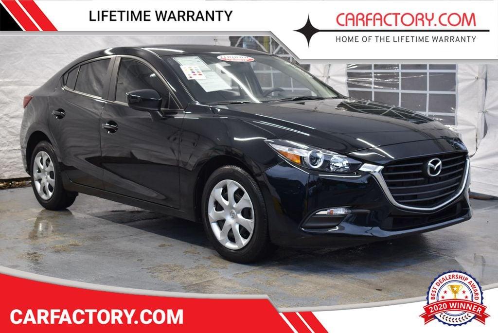 2017 Mazda Mazda3 4-Door Sport Automatic - 18423315 - 0