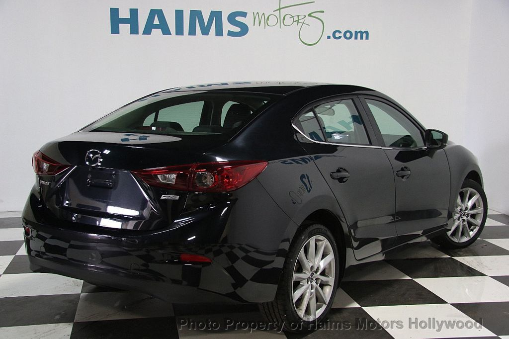 2017 Mazda Mazda3 4-Door Touring Automatic - 16928618 - 6