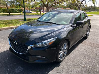 2017 Mazda Mazda3 4-Door Touring Automatic Sedan