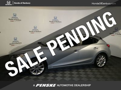 2017 Mazda Mazda3 5-Door Touring Automatic Sedan