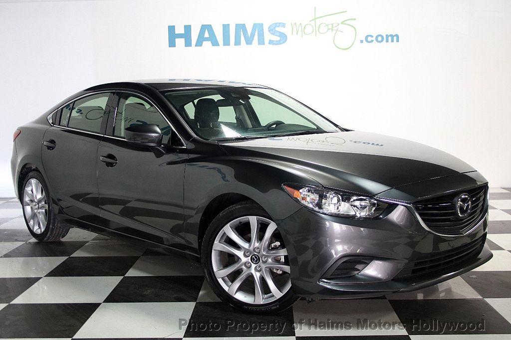 2017 Used Mazda Mazda6 Touring Automatic at Haims Motors Hollywood