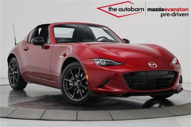 2017 Mazda Mx 5 Miata Rf Club >> 2017 Mazda Mx 5 Miata Rf Club Manual Convertible For Sale Evanston Il 29 695 Motorcar Com