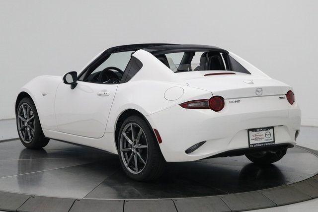 2017 Mazda Mx 5 Miata Rf Grand Touring >> 2017 Mazda Mx 5 Miata Rf Grand Touring Manual Convertible For Sale Evanston Il 28 795 Motorcar Com