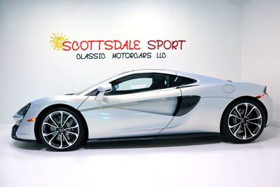 2017 McLaren 570GT * ONLY 3K Miles...Front Lift - Click to see full-size photo viewer