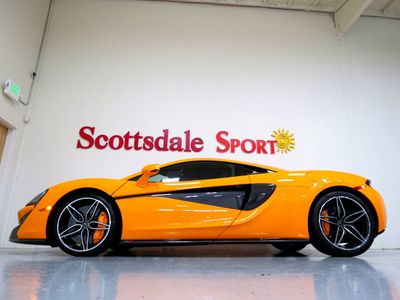 2017 McLaren 570S * ONLY 3,995 Miles...Stunning!! - Click to see full-size photo viewer