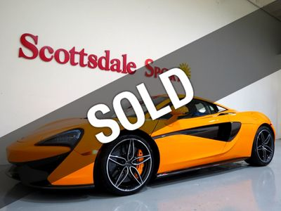 2017 McLaren 570S * ONLY 4,029 Miles...Full Options!