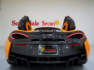 2017 McLaren 570S * ONLY 4,029 Miles...Full Options! - Click to see full-size photo viewer