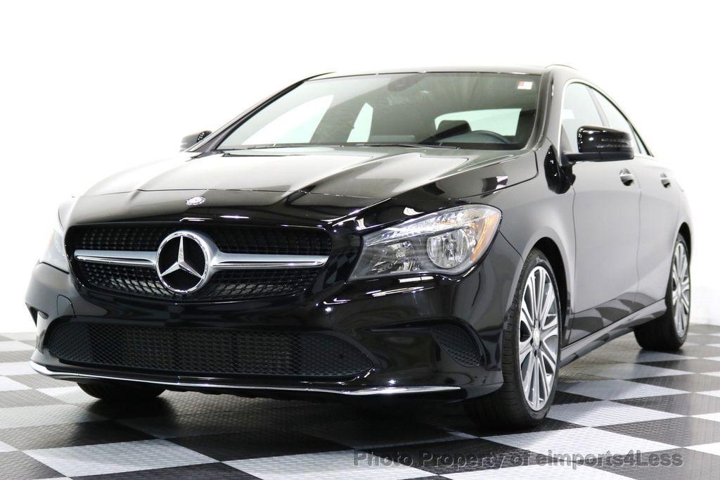 2017 Mercedes-Benz CLA CERTIFIED CLA250 4Matic AWD BLIND SPOT CAMERA NAV - 17143761 - 12