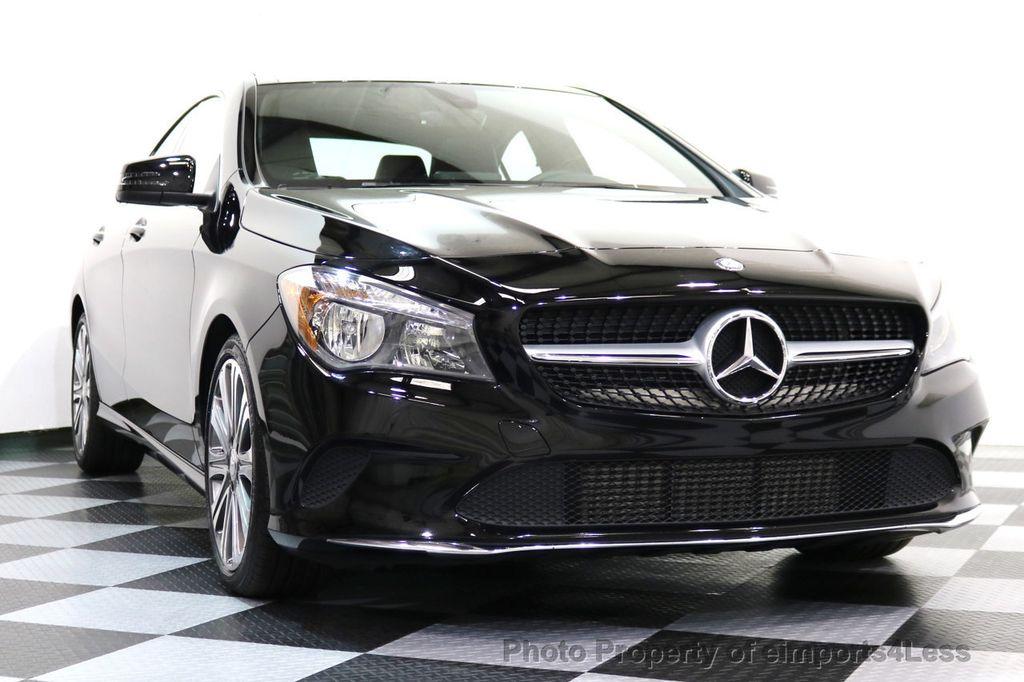 2017 Mercedes-Benz CLA CERTIFIED CLA250 4Matic AWD BLIND SPOT CAMERA NAV - 17143761 - 13