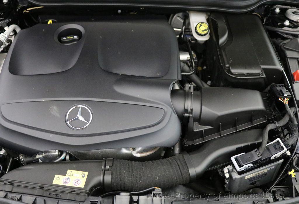 2017 Mercedes-Benz CLA CERTIFIED CLA250 4Matic AWD BLIND SPOT CAMERA NAV - 17143761 - 18