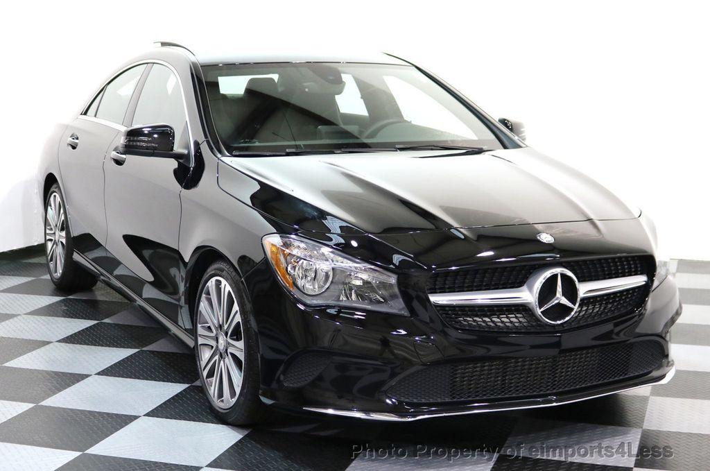 2017 Mercedes-Benz CLA CERTIFIED CLA250 4Matic AWD BLIND SPOT CAMERA NAV - 17143761 - 1