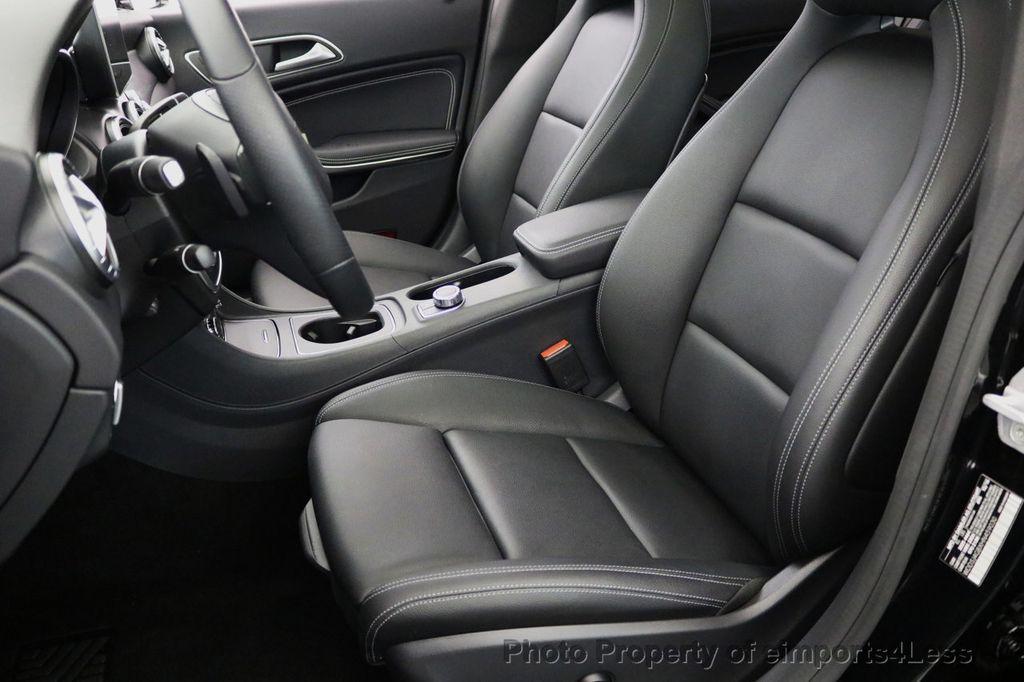 2017 Mercedes-Benz CLA CERTIFIED CLA250 4Matic AWD BLIND SPOT CAMERA NAV - 17143761 - 20