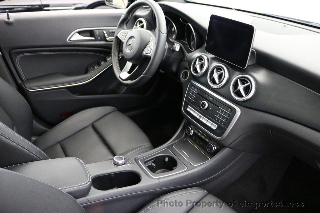 2017 Mercedes-Benz CLA CERTIFIED CLA250 4Matic AWD BLIND SPOT CAMERA NAV - 17143761 - 21