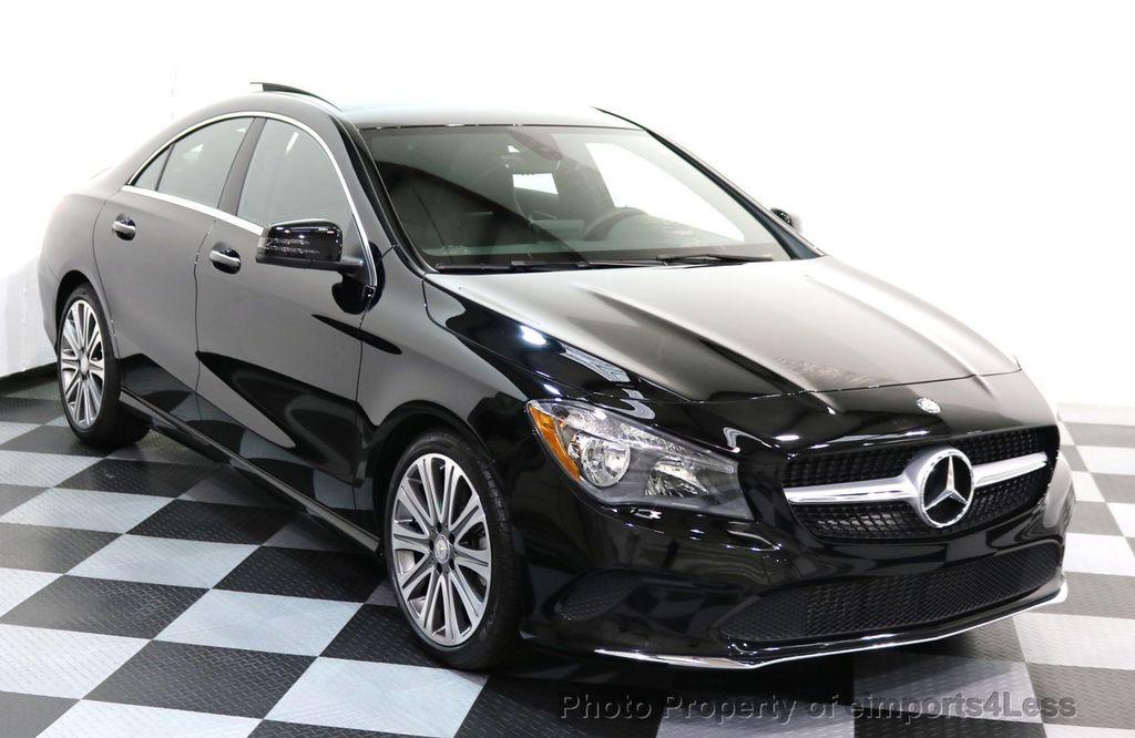 2017 Mercedes-Benz CLA CERTIFIED CLA250 4Matic AWD BLIND SPOT CAMERA NAV - 17143761 - 26