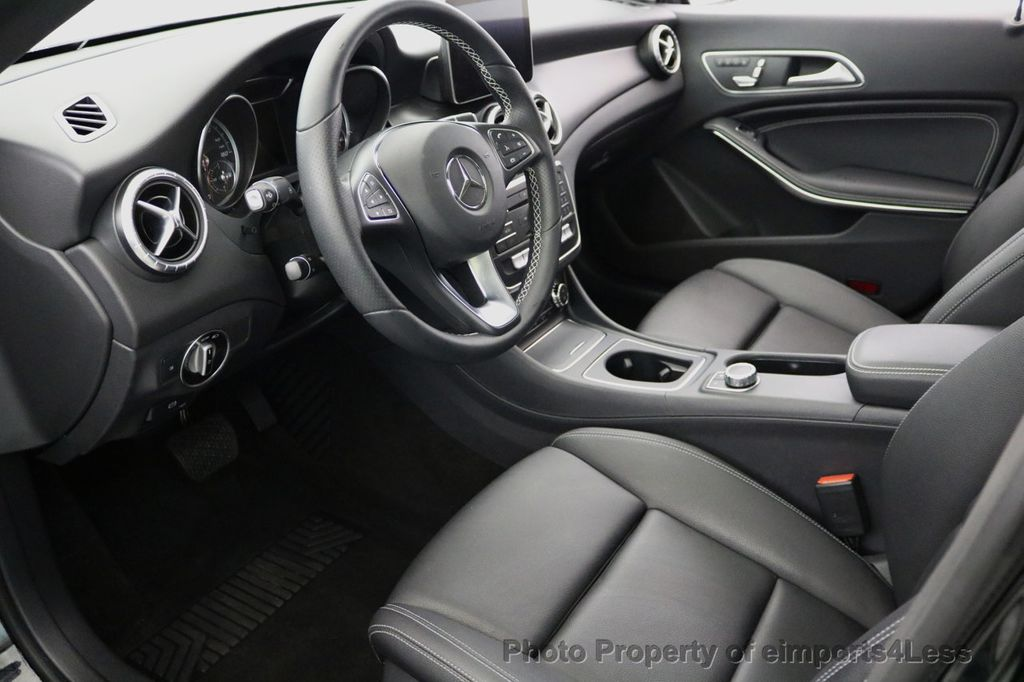2017 Mercedes-Benz CLA CERTIFIED CLA250 4Matic AWD BLIND SPOT CAMERA NAV - 17143761 - 30