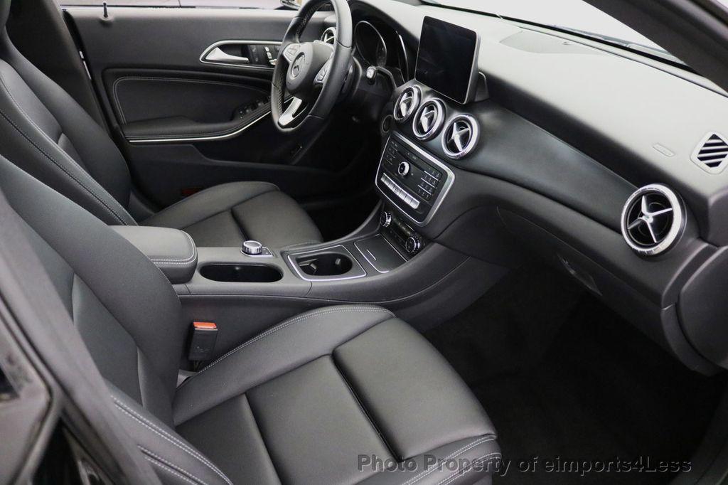 2017 Mercedes-Benz CLA CERTIFIED CLA250 4Matic AWD BLIND SPOT CAMERA NAV - 17143761 - 31