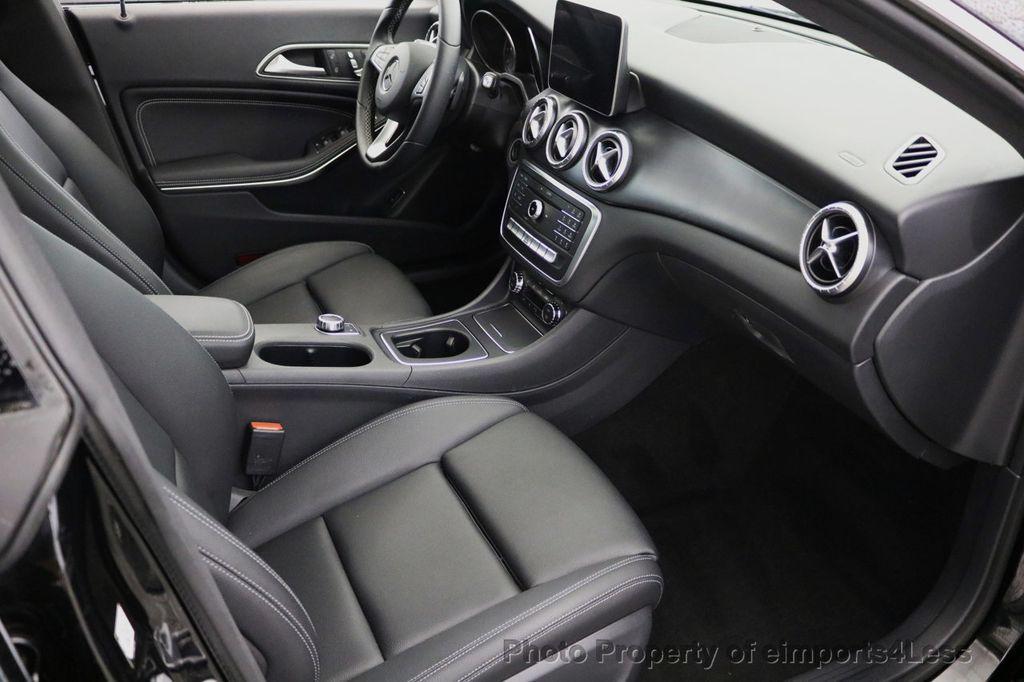 2017 Mercedes-Benz CLA CERTIFIED CLA250 4Matic AWD BLIND SPOT CAMERA NAV - 17143761 - 35