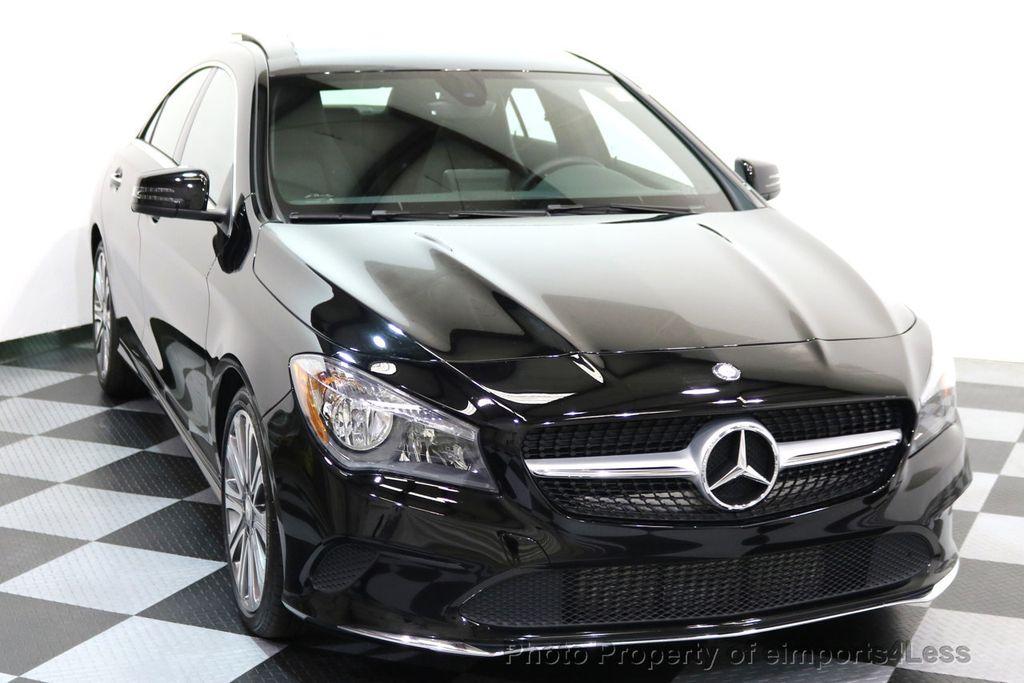 2017 Mercedes-Benz CLA CERTIFIED CLA250 4Matic AWD BLIND SPOT CAMERA NAV - 17143761 - 40