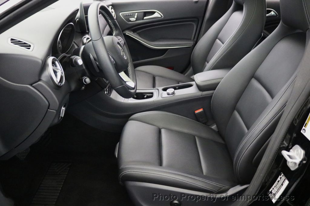 2017 Mercedes-Benz CLA CERTIFIED CLA250 4Matic AWD BLIND SPOT CAMERA NAV - 17143761 - 6