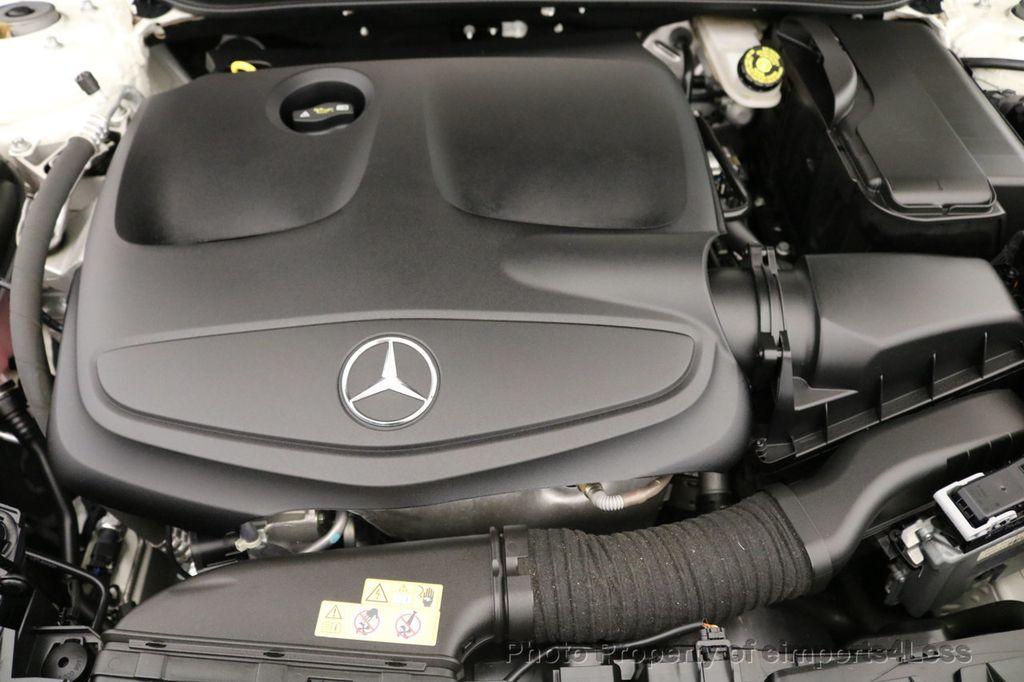 2017 Mercedes-Benz CLA CERTIFIED CLA250 4MATIC AWD SPORT PANO NAVI - 16902445 - 18